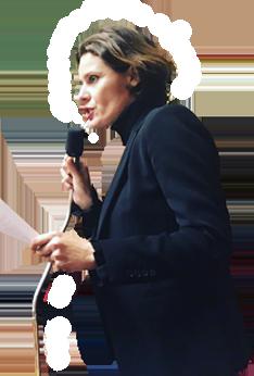 Portrait de Fabienne Colboc, députée de la 4ème circonscription d'Indre-et-Loire
